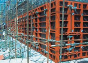 Steel Frame Formwork with Thickness of 18mm