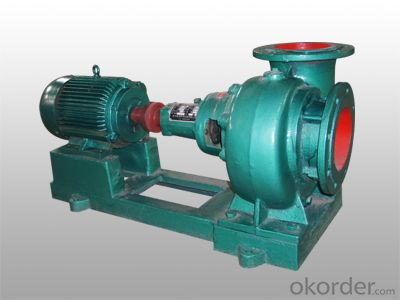 Axial Flow Chemical Pump, Horizontal Axial Flow Pump (HZW)