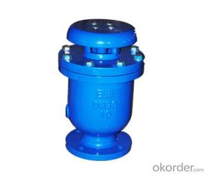 Air Evacuation Valve with Solar Water Heater Exhaust Valves of Solar Water Heater Parts on Sale