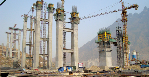 Timer Beam Economical and High Speed Formwork System