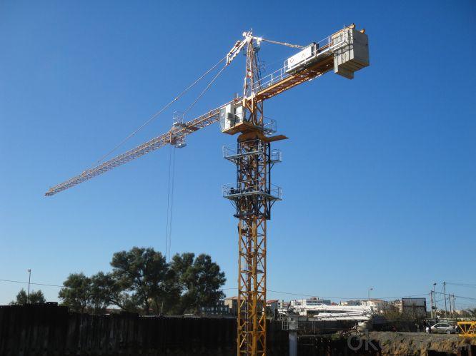Tower Crane TC7034 Construction Equipmen For Wholesaler Sales