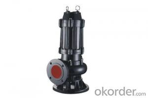 Non Clogging Submersible Sewage Pump QW Series