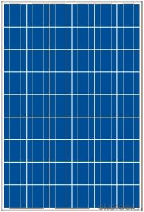 CNBM Polycrystalline Solar Panels Made in China