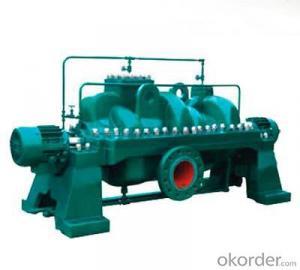 Multistage Split Casing Centrifugal Pump (KSY)