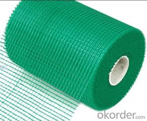 Fiberglass Mesh Coated Alkali-Resistant Cloth