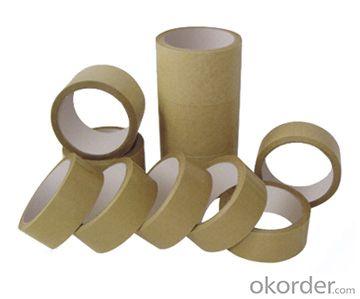 Kraft Paper Tape in Various Colors and Jumbo Rolls