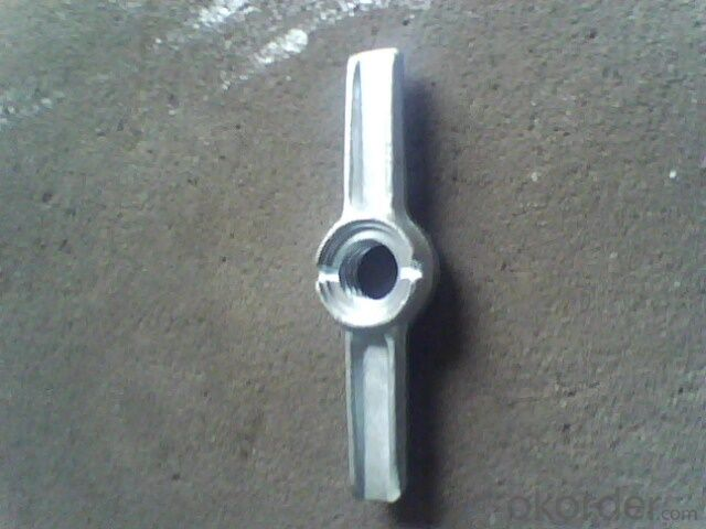 Scaffolding Accessories  forged nut