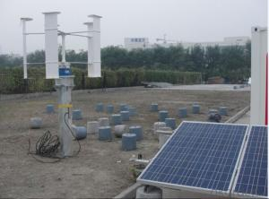 Wind-PV(Diesel)Hybrid Power System