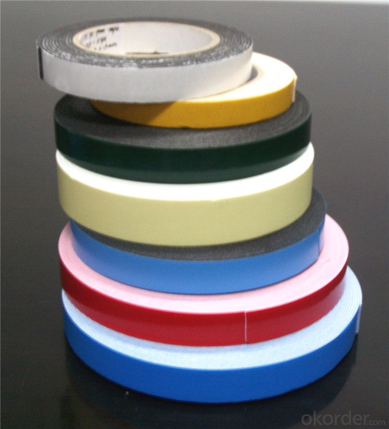 Double Sided PET Foam TapePacking Tape BOPP Tape Aluminum Foil Tape   Industry Tape