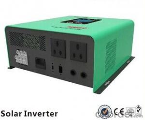 AVR Function Low Frequency 48Vdc Pure Sine Wave Solar Inverter Power Supply