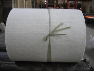 Fireproof insulation ceramic fiber blanket