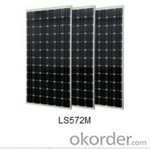 Silicon Solar Monocrystalline Solar Panels 190w