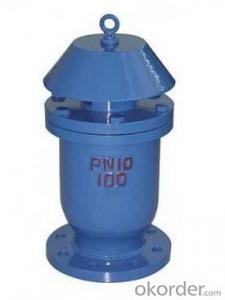 Air Vent Valve with High Quality Automatic