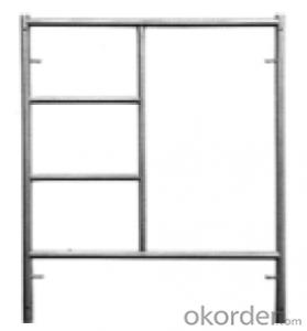 Frame-Connected Reasonable and Practical Scaffolding