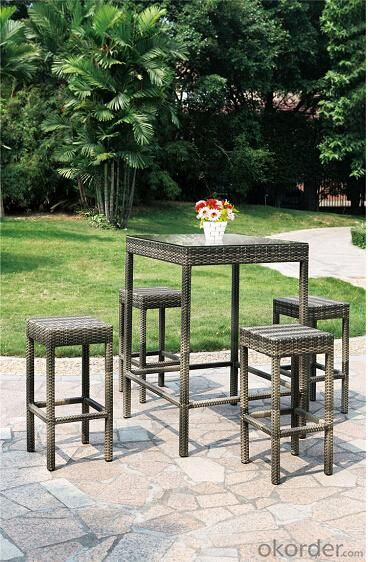 Outdoor Furniture Modern Rattan Garden Patio Sofa Set, Aluminum royal garden Sofa Sets