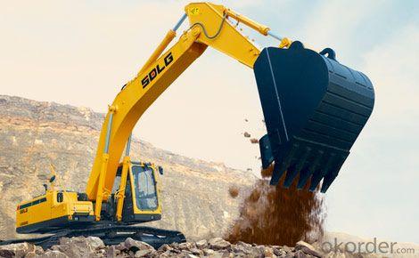 SDLG Brand Crawler Type Hydraulic Excavator LG6300E
