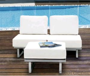 Outdoor Furniture Modern Rattan Wicker Sofa Sets