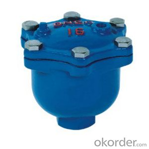 Air Vent Valve with High Quality on Sale of Standard Control Brass Automatic