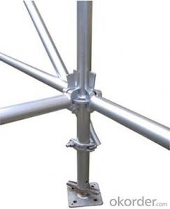 Ring-lock Scaffolding with Durable Applications