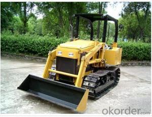 Mini Bulldozer YTC306S-2/306S-2A with track width 290