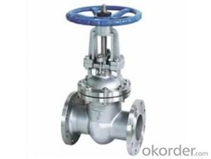 Gate Valve with Good Quality  on Sale DIN3352