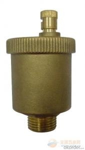 Air Vent Valve on Sale with Safety Valve