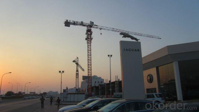 Tower Crane Construction Equipment Building Machinery Distributor Sales