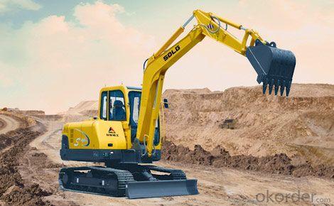 SDLG Brand Crawler Type Hydraulic Excavator LG660