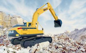 SDLG Brand Crawler Type Hydraulic Excavator LG6250E