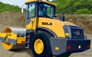 SDLG Brand Single Drum Vibratory Road Roller RS7120