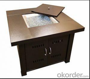 Gas Fire PIt Gazebo Patio Heater Outdoor Furniture Buy at okorder