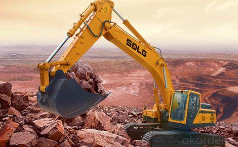 SDLG Brand Crawler Type Hydraulic Excavator LG6360E