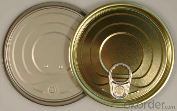EOE Can Lid For Sauce Can 307#,High Quality
