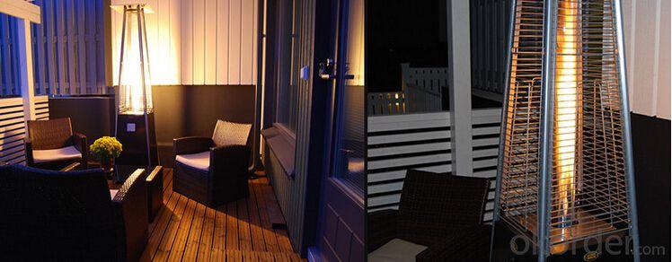 Gazebo Gas outdoor heater patio heater garden furniture