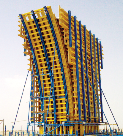 Timer Beam Formwork Available Whenever It Is Need