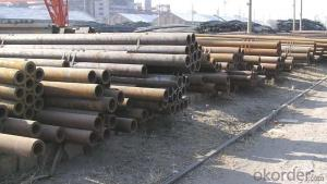 Seamless Steel Pipe with Caps/High Quality/Cheap Price  from Factory