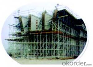 Ring Lock  Scaffolding with Excellent Stability