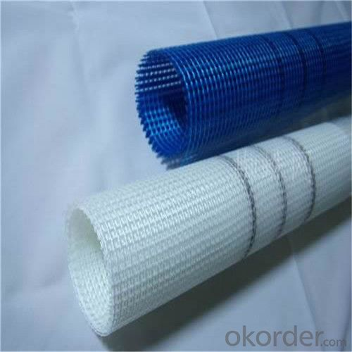 C-glass Fiberglass Wall Mesh for Construstion Resistant