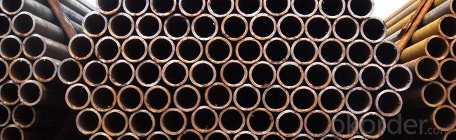 High-quality Carbon Seamless Steel Pipe For Boiler A53-A369 CNBM