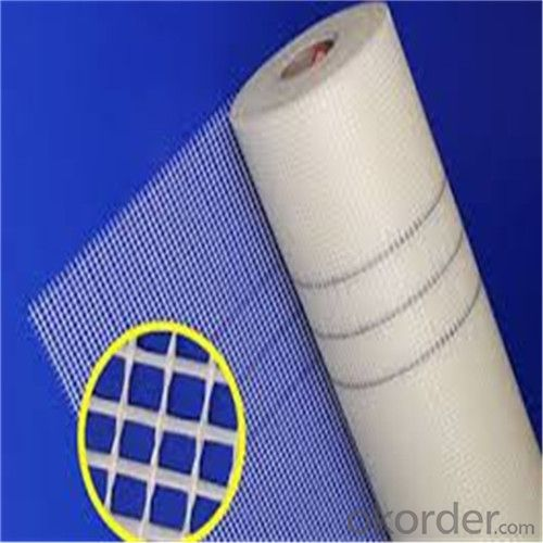 C-glass Fiberglass Mesh for Architecture Resistant