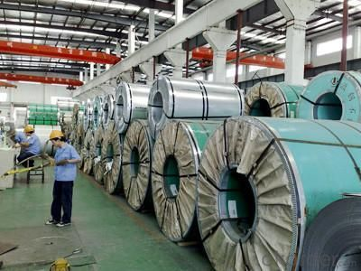 Cold and Hot Rolled Stainless Steel Coil 304 with Top Quality