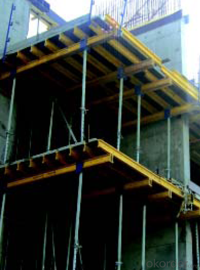 Timer Beam Formwork with Easy Maintenance and High Turnover Rate