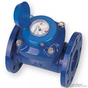 Water Meter 2015 Hot Sale Jet Vane Wheel on Sale
