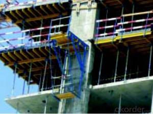 Timer Beam Formwork with Available Repeatedly Turnover
