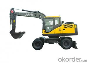 Hydraulic Crawler Wheel Excavators for Sale