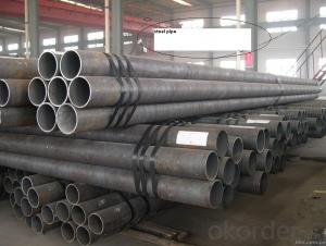 High-quality Carbon Seamless Steel Pipe For Boiler J55-API CNBM