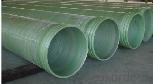 Supply Pipe 500mm with Large Dimeter PVC Pipe at High