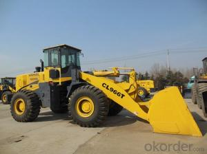 Wheel Loader CL966  Chinese Wheel Loader