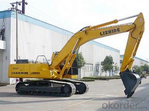 Hydraulic Crawler Excavators (SC270LC. 8)