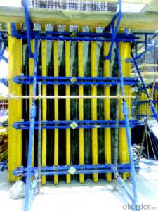 Timer Beam Formwork of Perfect Shape Concrete Making
